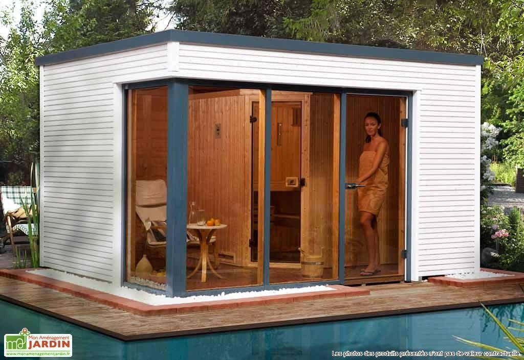 Sauna D Exterieur Cubilis Abri Sauna Poele Sauna Exterieur Abris De Jardin Design Sauna