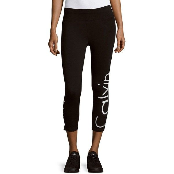 Cotton Stretch Cropped Trousers Calvin Klein Pay With Paypal Cheap Online 8TdqM