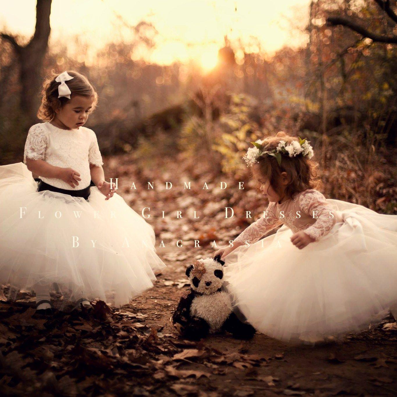 Alencon ivory white lace leotard bridal wedding flower girl