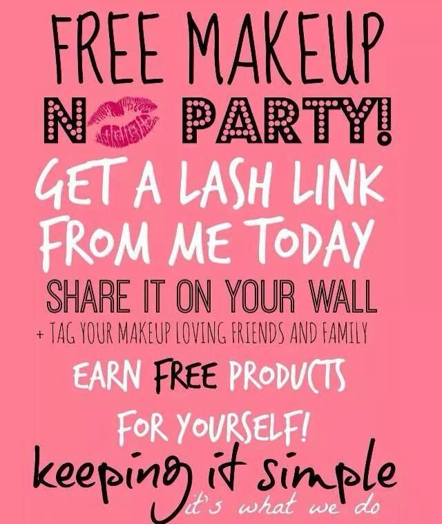 Host an Online Younique Party to Earn FREE and HALF PRICE ...