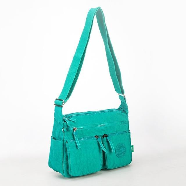 TEGAOTE Luxury Women Messenger Bag Nylon Shoulder Bag Ladies Bolsa Feminina  Waterproof Travel Bag Women s Crossbody 387b02b8d4