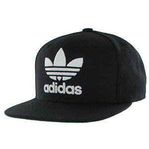 Amazon.com  adidas Mens Men s originals snapback flatbrim cap a9ac9a2cfc1