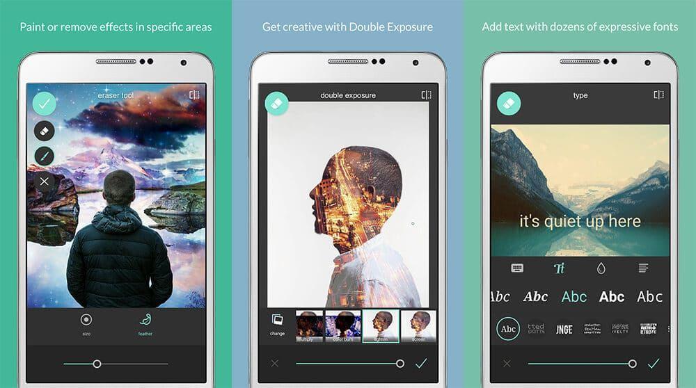 7 Aplikasi Edit Foto Terbaik Di Android Yang Bisa Anda Coba Kolase Foto Pengeditan Foto Photoshop