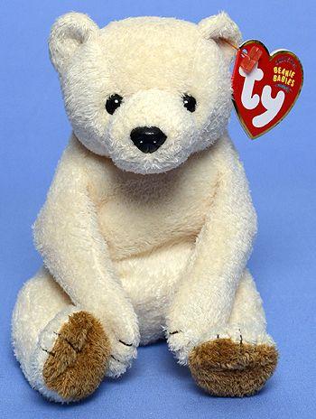 6068f4f0f12 Chili - polar bear - Ty Beanie Babies
