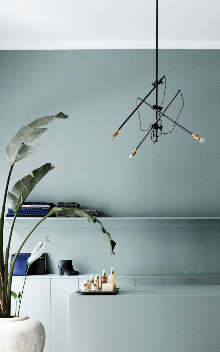 Trendy minimal lamps from Etsy - Hege in France