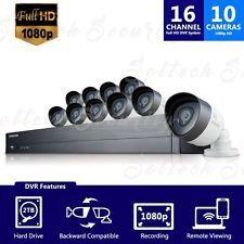 Samsung Sdr C75300n 16 Channel Full Hd 1080p Dvr 2tb 10 Cameras 22