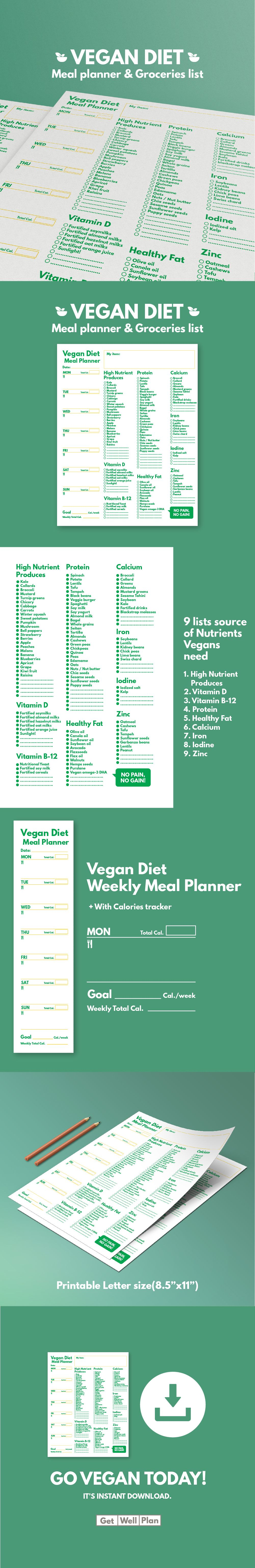 meal plans shopping lists clean eating diet plan meal plan and