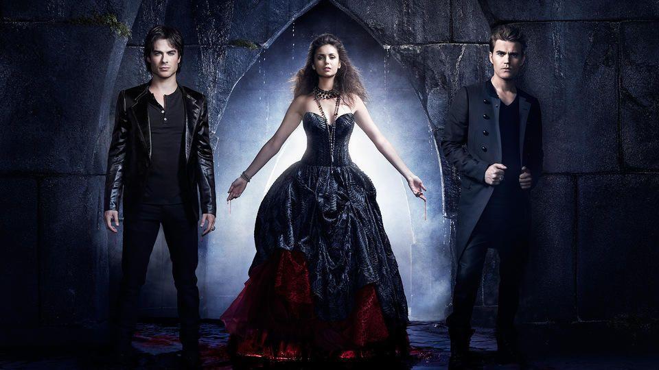 Vampire Diaries mit Ian Somerhalder