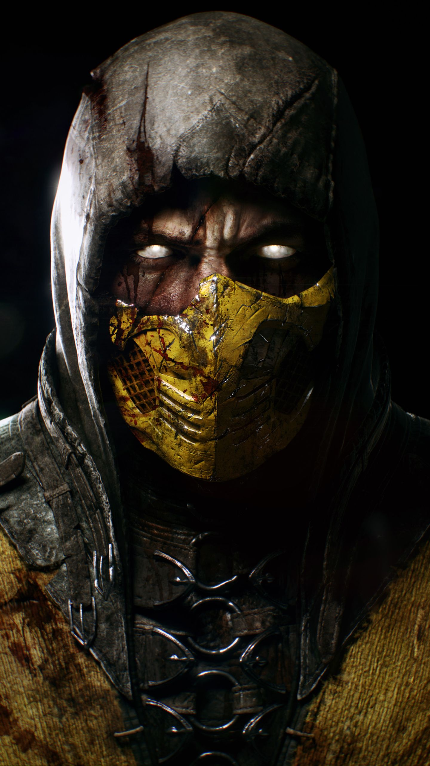Download This Wallpaper Video Game Mortal Kombat X 1440x2560 For