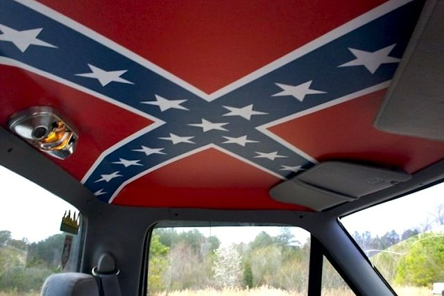 The Hog Ring Auto Upholstery Community Diy Confederate Flag