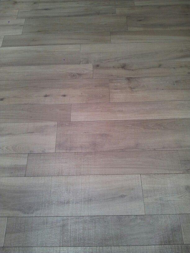 Ceramico imitacion madera porcelanosa acabamento de piso floor finish - Ceramica imitacion parquet ...