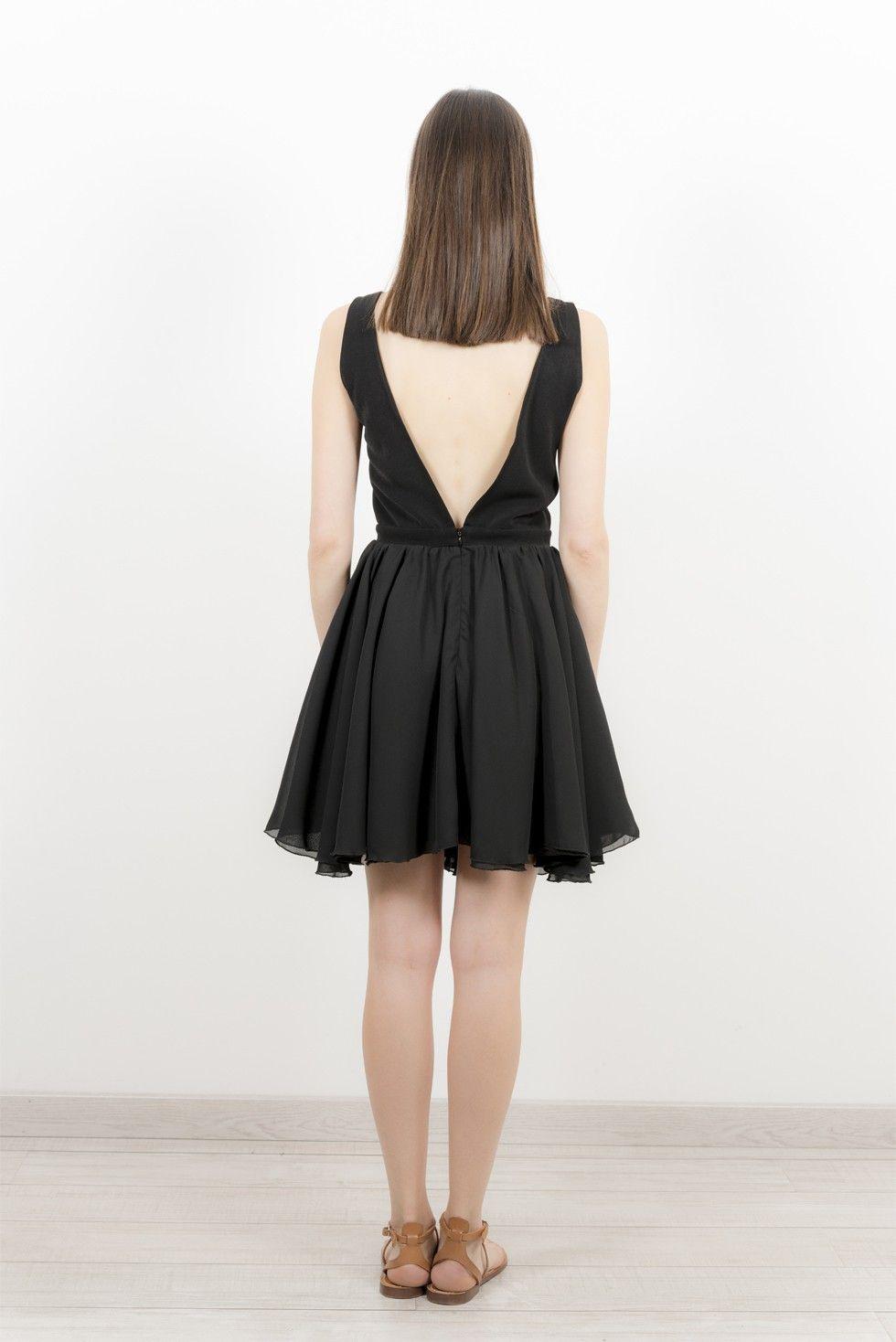 Robe courte 85 cm