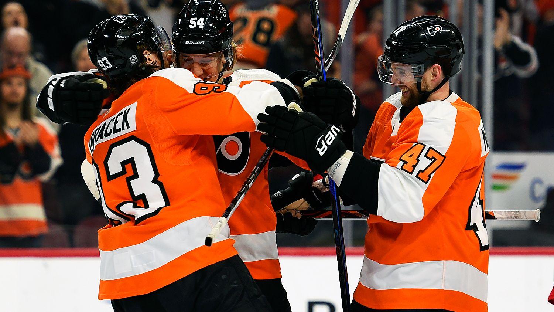 Top 28 Verblüffende Flyers Hockey Ausrüstung Gemeinsam
