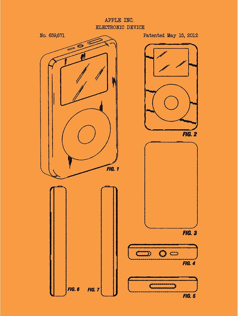 Apple iPod - 2012