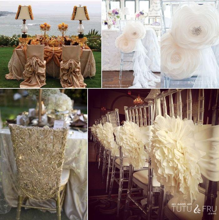 ruffled chair covers for weddings tutu fru chair bling