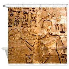 Egypt Shower Curtain Google Search Egyptian Home Decor Shower