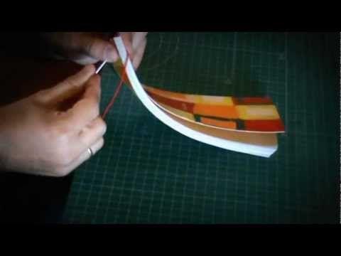 Cosido japones - Japanese Binding