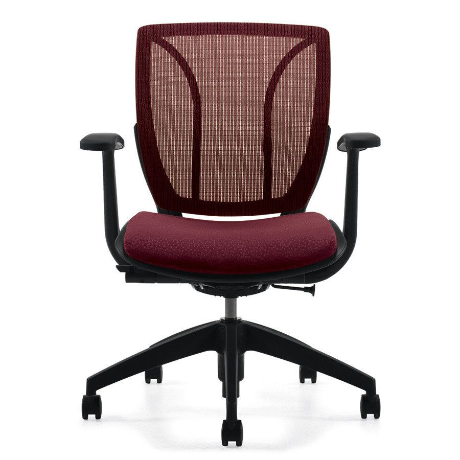 Burgundy Office Chair Rustic Home Furniture Check More At Http Www