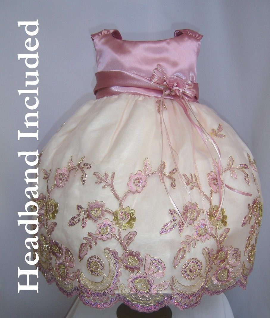 2c5888354 Newborn Girl Dresses