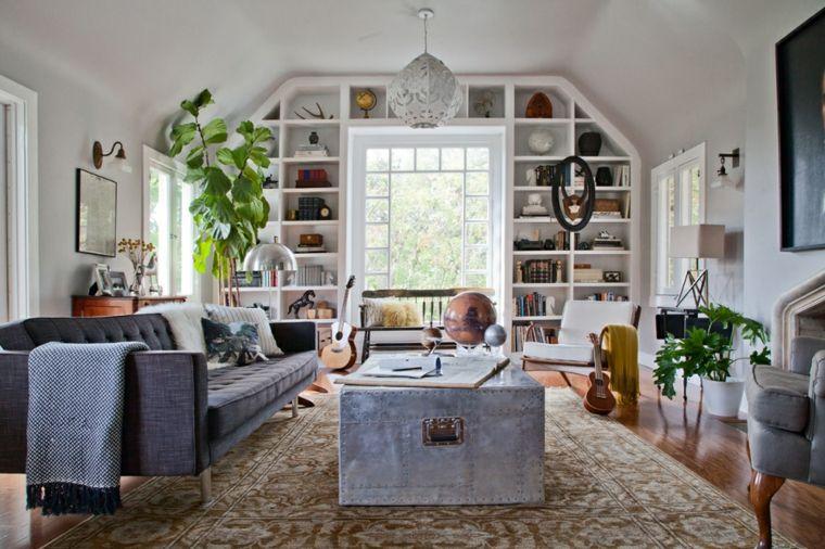 Diseño de interiores - 34 ideas fantásticas para esta temporada ...