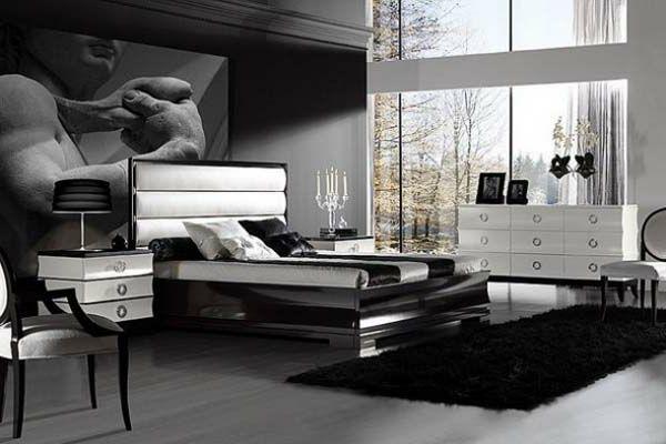 Gut gemocht 20 idées fascinantes pour décoration de chambre à coucher pour  LI67