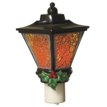 Mosaic Lantern Night Light Let There Be Light Night