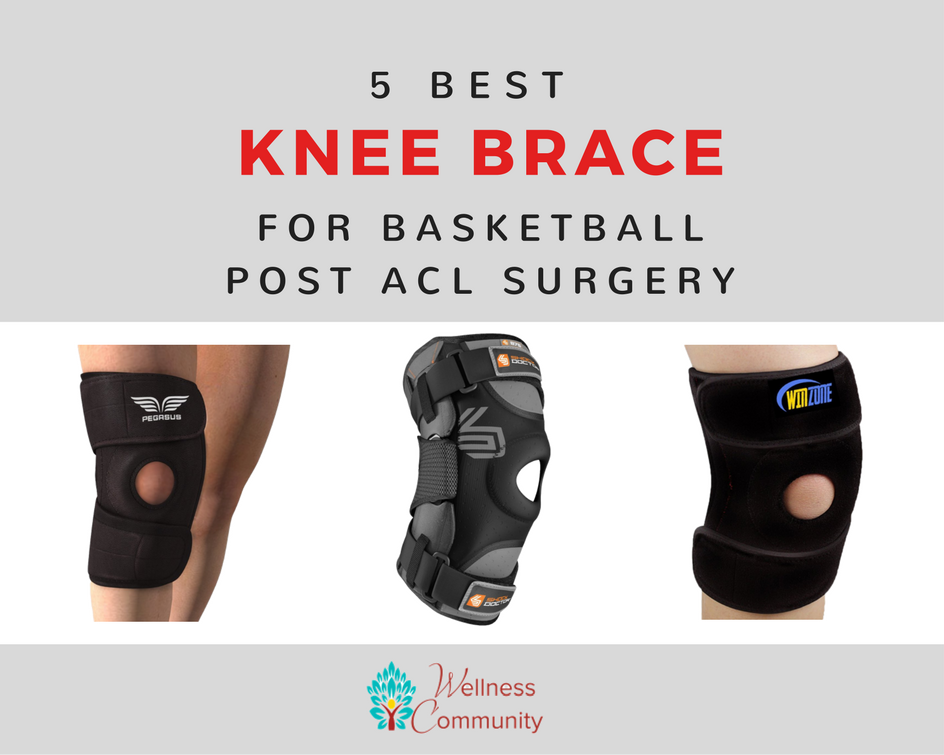 c1016c78f2 best knee brace for basketball after ACL Surgery | Best Knee Brace ...