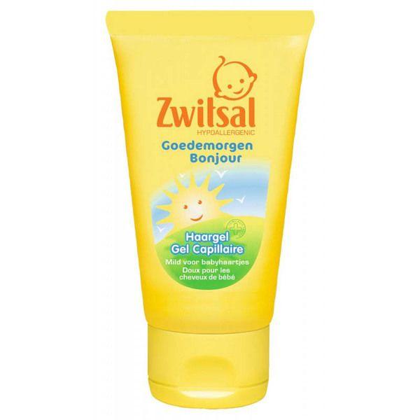 zwitsal good morning baby hair gel 100ml