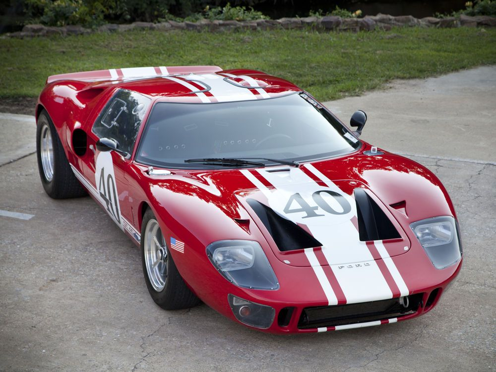 Other Makes Gt40 Mk1 Ford