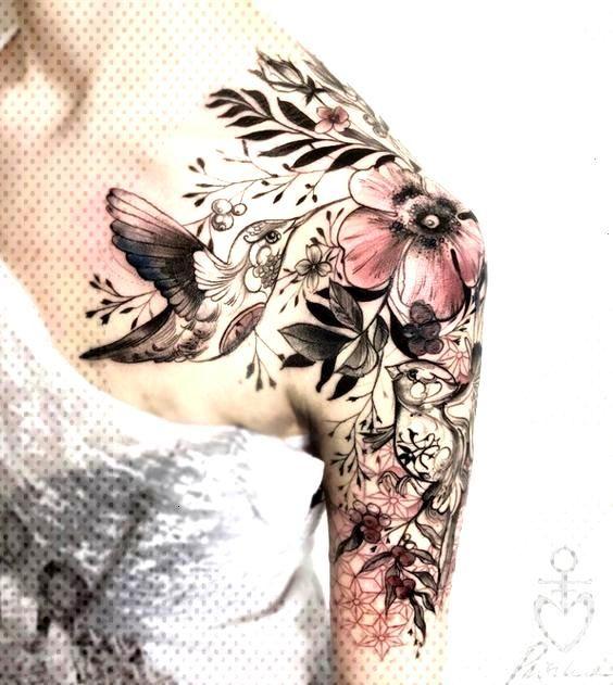 Tätowiertes Model und Modeblogger Sammi Jefcoate - Tätowierte Models  - Tattoo -