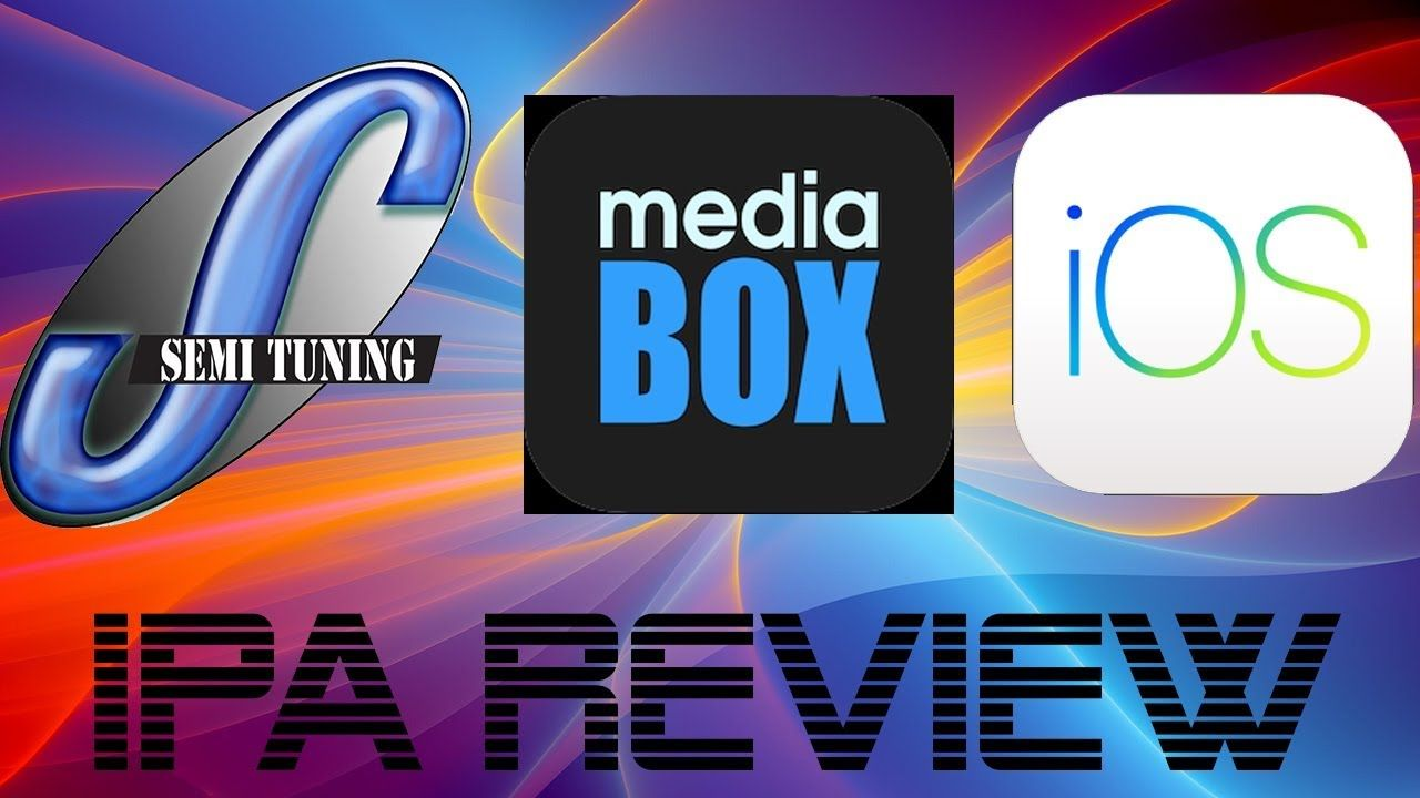 MediaBox Movie & TV Show iOS App & Review November 2018