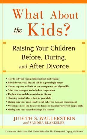 Life After Divorce Quotes New What About The Kids Raising Your Children Before During And