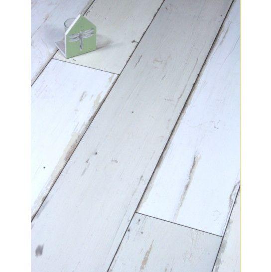 kronotex brave white distressed plank laminate flooring
