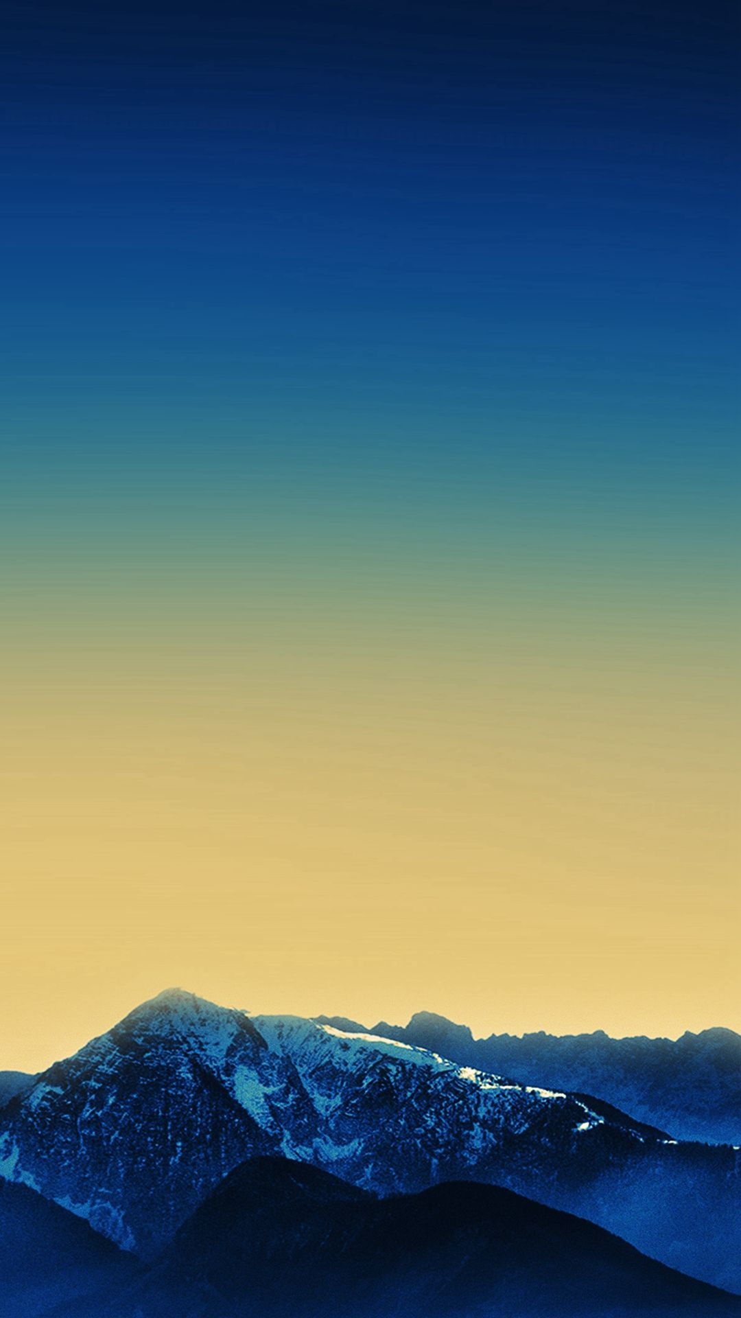 dark blue wallpaper official mountain apple art #iphone #7