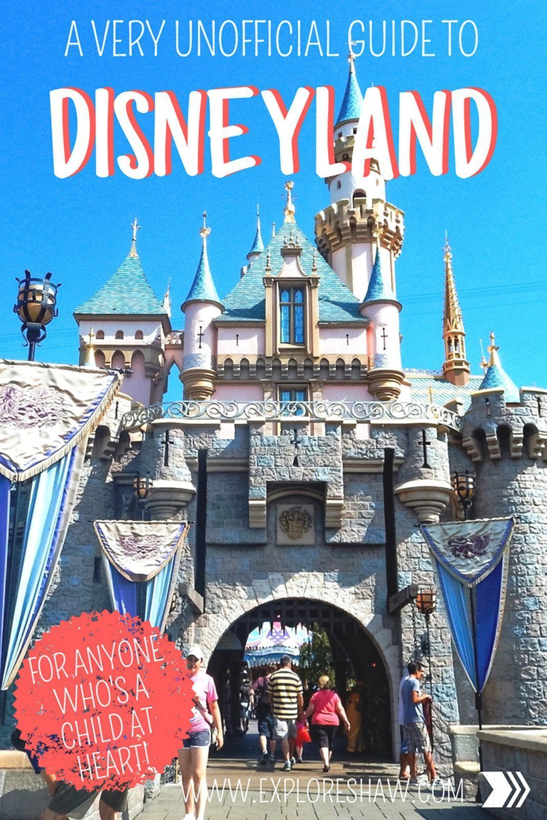A Guide To Planning Your Day At Disneyland And California