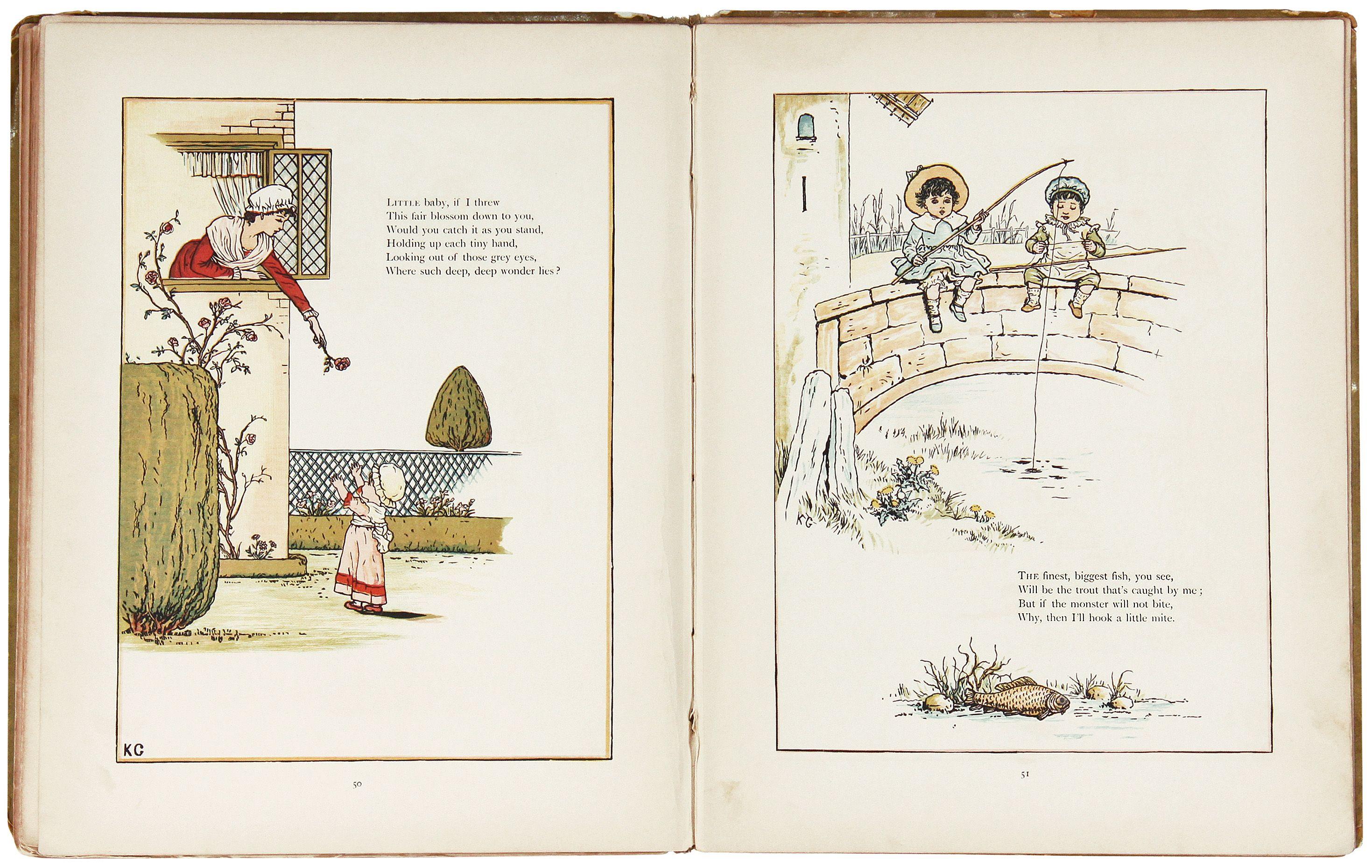 Free Vintage Image ~ Storybook Pages | Old Design Shop ...