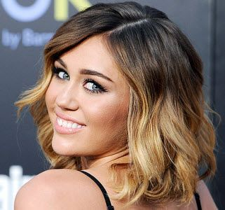 Dip Dye Ombre Bob Google Search Hair Short Pinterest