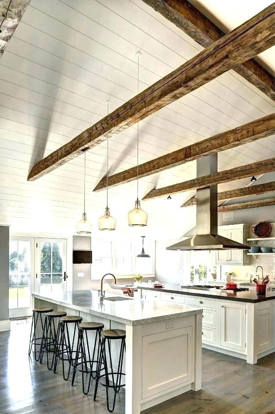 Half Vaulted Ceiling Beams With Net Cathedral Beam Ideas Pinterest
