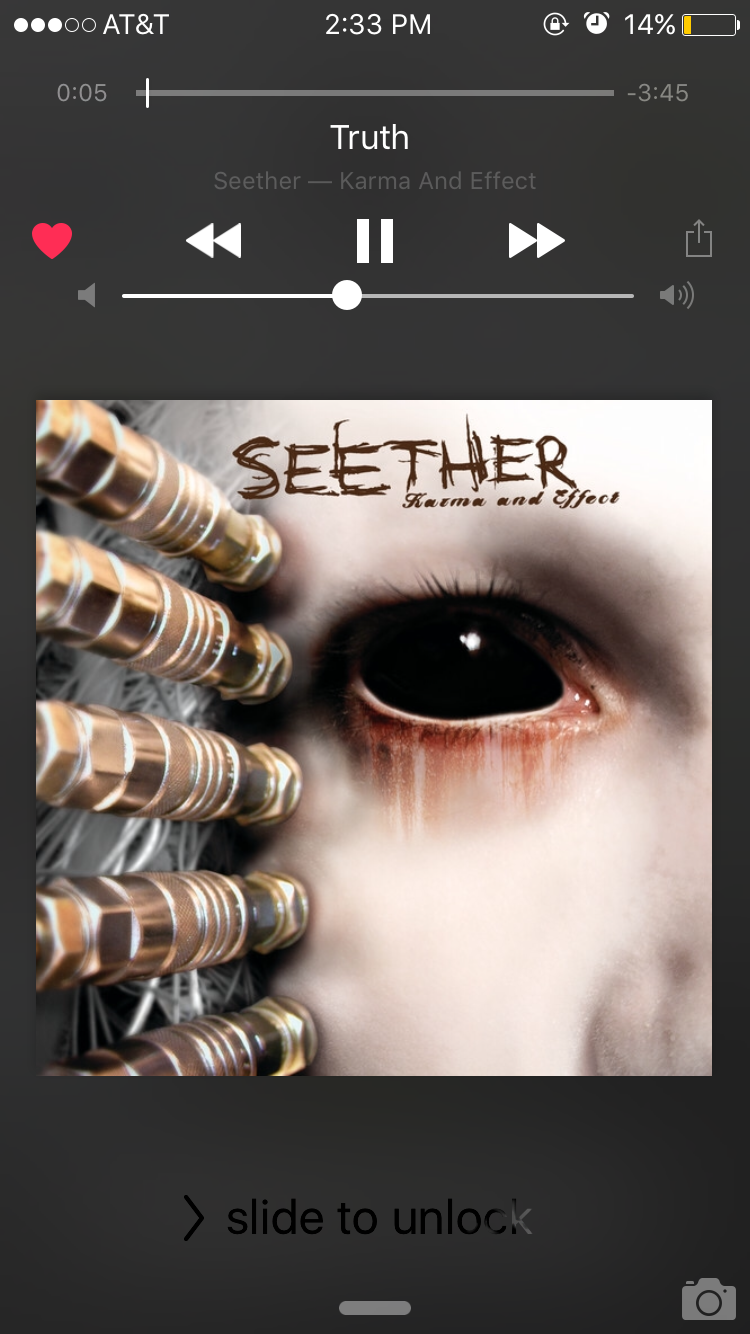TruthSeether Seether albums, Music albums, Music album