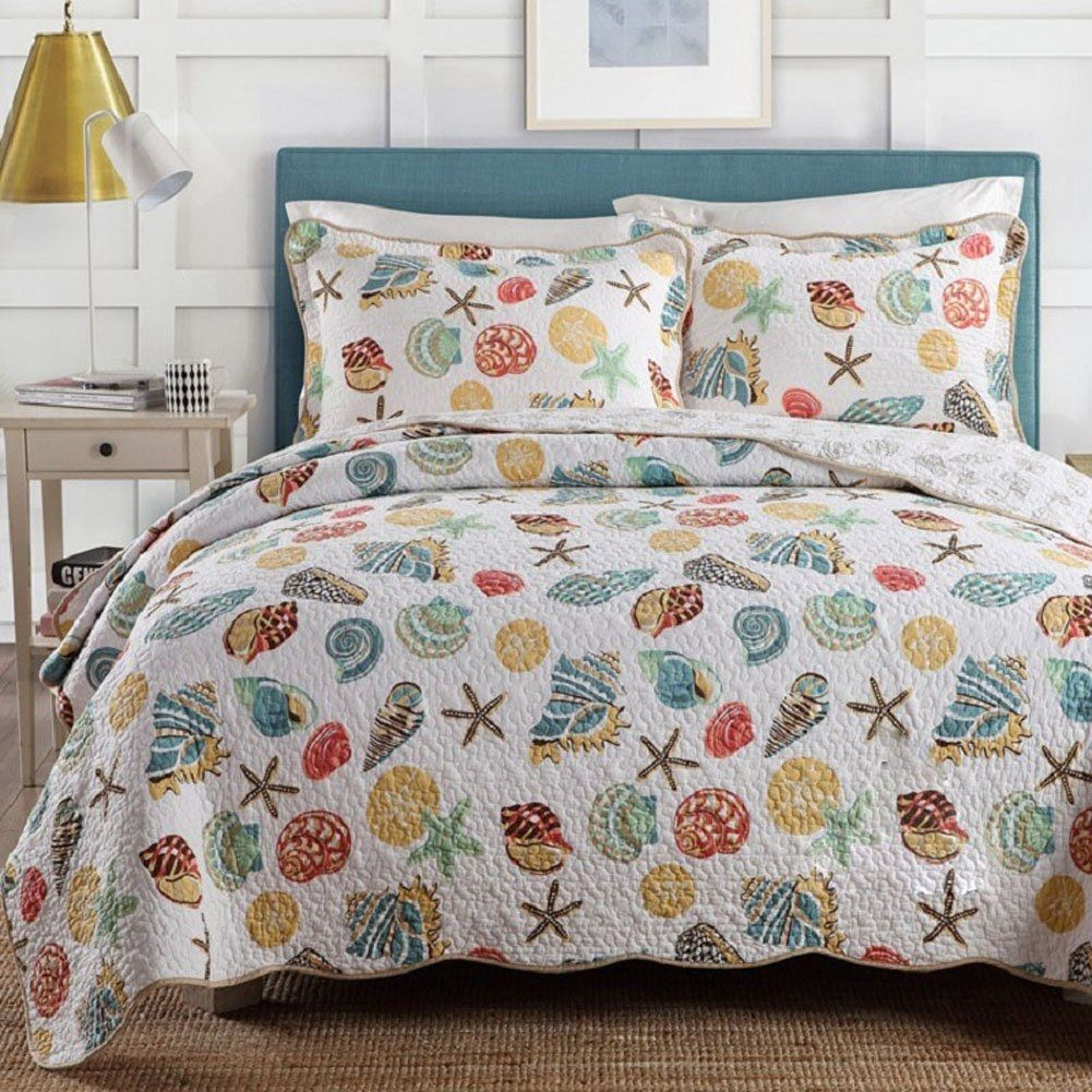 200 Coastal Bedding Sets And Beach Bedding Sets For 2020 Beachfront Decor Beach Bedding Sets Coastal Bedding Sets Bedding Sets