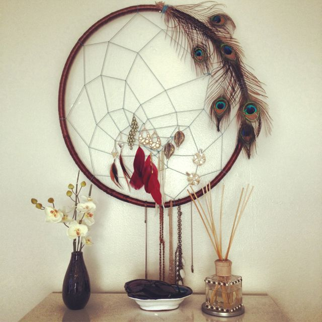 Dream Catcher Purpose Prepossessing Why Have I Not Thought Of This Purpose For A Dreamcatcher Awesome