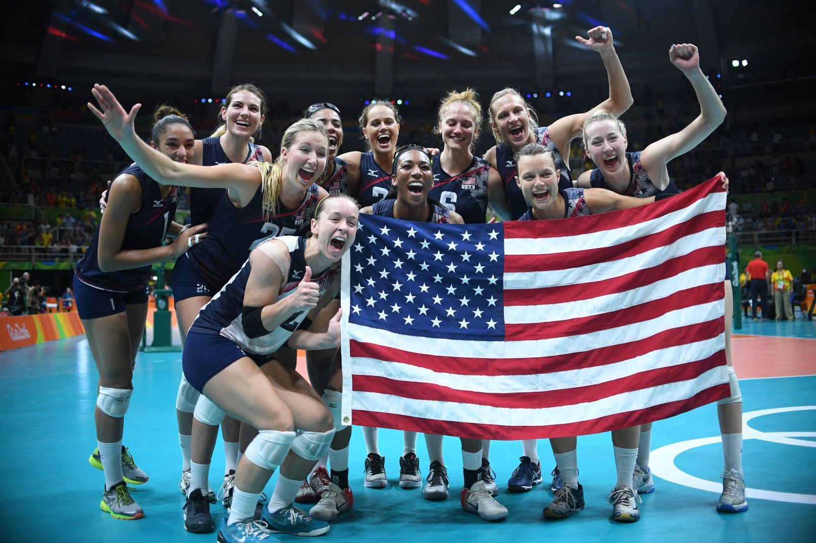 Every Team Usa Athlete Who Medaled At The Rio Olympics Olympic Volleyball Usa Volleyball Rio Olympics