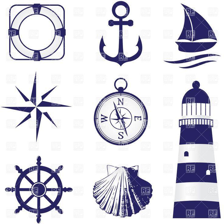 free nautical clip art downloads clipart free clipart free cricut rh pinterest com free nautical clip art images free nautical clip art images