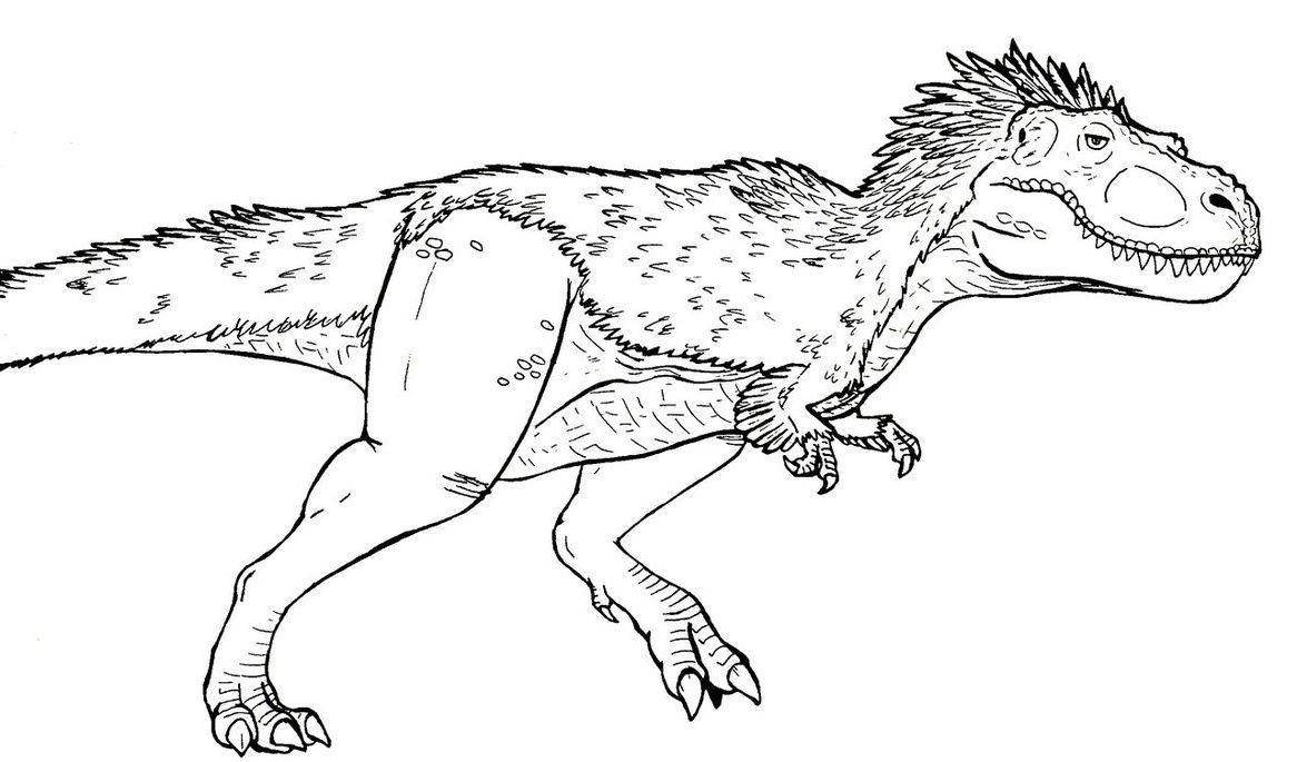 14 Beau De Dinosaure Coloriage T Rex Photographie ...