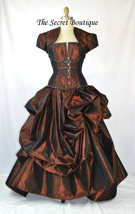mariage de robe alternative steampunk mariage robe steampunk bal robe steampunk bal non. Black Bedroom Furniture Sets. Home Design Ideas