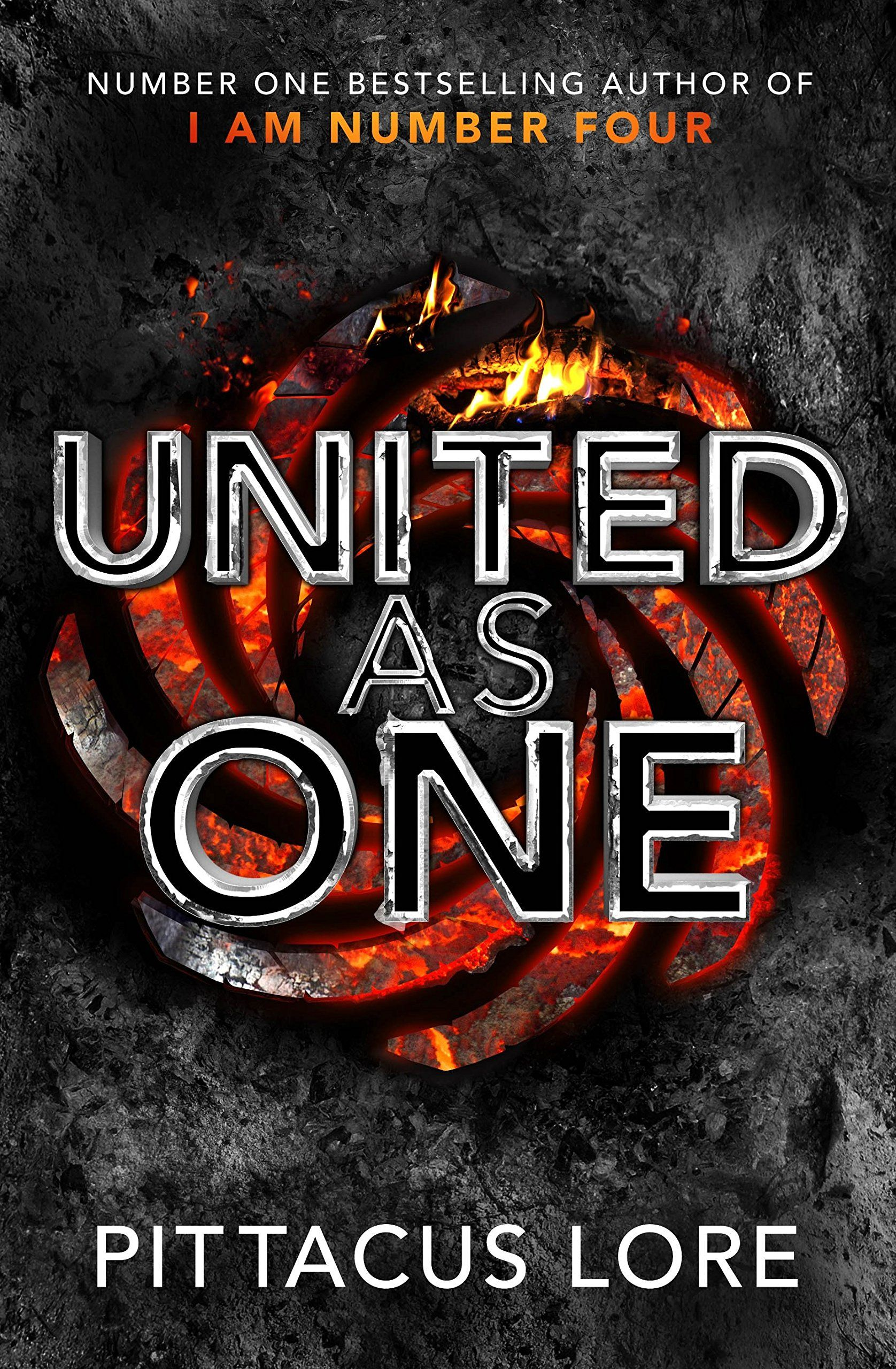 United As One (lorien Legacies #7), Pittacus Lore Released July 14th