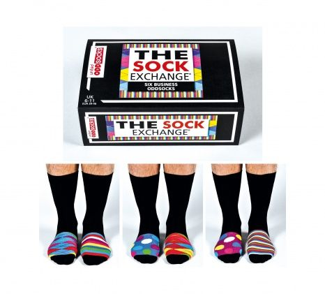United Oddsocks - Business Oddsocks For Men