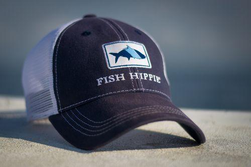 Love Fish Hippie Trucker Hat  4ab45404d8f