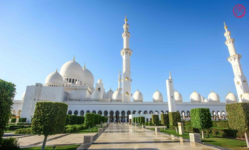 Full Day Abu Dhabi City Tour From Dubai Includes Visit To Sheikh Zayed Grand Mosque Follow The Link To Know More Sheikh Zayed Grand Mosque Grand Mosque Tours