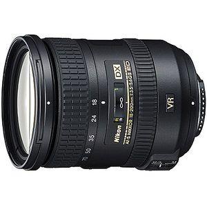Nikon Af S Dx Nikkor 18 200mm F 3 5 5 6g Ed Vr Ii Zoom Lens Walmart Com Telephoto Zoom Lens Digital Slr Photography Zoom Lens